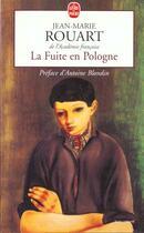 Couverture du livre « La Fuite En Pologne » de Rouart-J.M aux éditions Lgf
