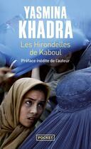 Couverture du livre « Les hirondelles de Kaboul » de Yasmina Khadra aux éditions Pocket