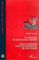 Couverture du livre « Un épisode du Ramayana khmer » de Hoc Dy Khing aux éditions L'harmattan