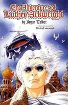 Couverture du livre « Les aventures de luther arkwright » de Bryan Talbot aux éditions Kymera