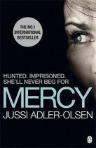 Couverture du livre « Mercy » de Jussi Adler-Olsen aux éditions Adult Pbs
