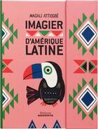 Couverture du livre « Imagier d'amerique latine » de Magali Attiogbe aux éditions Amaterra