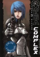 Couverture du livre « Omega complex t.3 ; blazar » de Shonen et Izu aux éditions Humanoides Associes