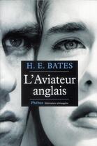 Couverture du livre « L'aviateur anglais » de Bates et Hertz aux éditions Phebus