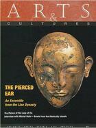 Couverture du livre « The pierced ear » de Laurence Mattet aux éditions Somogy