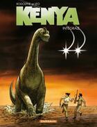 Couverture du livre « Kenya ; intégrale » de Rodolphe et Leo aux éditions Dargaud