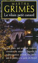 Couverture du livre « Le vilain petit canard » de Martha Grimes aux éditions Pocket