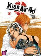 Couverture du livre « Kisu ariki t.2 » de Youka Nitta aux éditions Taifu Comics