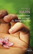 Couverture du livre « La clandestine du voyage de Bougainville » de Michele Kahn aux éditions Points