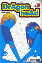 Couverture du livre « Dragon head T.10 » de Minetaro Mochizuki aux éditions Pika
