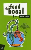 Couverture du livre « Le fond du bocal t.5 » de Nicolas Poupon aux éditions Le Cycliste