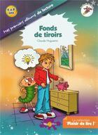 Couverture du livre « Fonds de tiroir » de Claude Huguenin aux éditions Recrealire