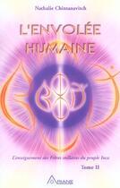 Couverture du livre « Envolee humaine - t.2 » de Chintanavitch N. aux éditions Ariane