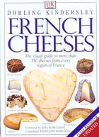 Couverture du livre « French Cheeses » de Collectif aux éditions Dorling Kindersley