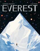 Couverture du livre « Everest » de Angela Sangma Francis et Lisk Feng aux éditions Gallimard-jeunesse