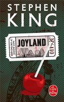 Couverture du livre « Joyland » de Stephen King aux éditions Lgf