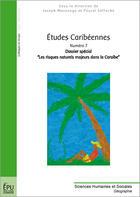 Couverture du livre « Études caribéennes t.7 » de Pascal Saffache aux éditions Publibook