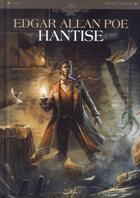 Couverture du livre « Edgar Allan Poe ; hantise » de Bastien Orenge et Thomas Verguet et Stephane Louis aux éditions Soleil