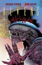 Couverture du livre « Aliens alchimie » de Richard Corben et John Arcudi aux éditions Wetta Worldwide