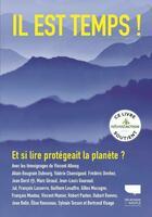 Couverture du livre « Il est temps ! et si lire protégeait la planète ? » de Collectif aux éditions Delachaux & Niestle