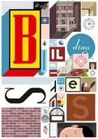 Couverture du livre « Building stories ; coffret » de Chris Ware aux éditions Delcourt