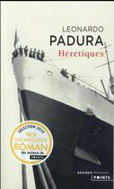 Couverture du livre « Hérétiques » de Leonardo Padura aux éditions Points
