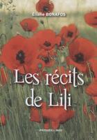 Couverture du livre « Les recits de lili » de Eliane Bonafos aux éditions Presses Du Midi