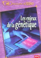 Couverture du livre « Les enjeux de la génétique » de Robert Poitrenaud aux éditions Pemf
