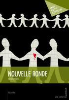 Couverture du livre « Nouvelle ronde » de Martine Marck aux éditions Publibook