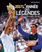 Couverture du livre « L'année des légendes » de Jean Couvercelle aux éditions Talent Sport
