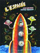 Couverture du livre « L'espacée » de Thomas Gosselin et Yoon-Sun Park aux éditions Vide Cocagne