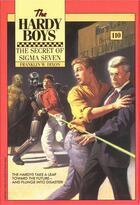 Couverture du livre « The Secret of Sigma Seven » de Franklin W. Dixon aux éditions Aladdin