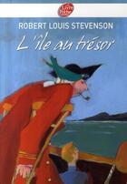 Couverture du livre « L'île au trésor » de Robert Louis Stevenson aux éditions Hachette Jeunesse