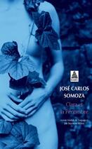 Couverture du livre « Clara et la pénombre » de Jose Carlos Somoza aux éditions Actes Sud