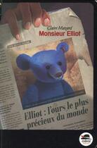 Couverture du livre « Monsieur Eliott » de Claire Mazard aux éditions Oskar