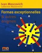 Couverture du livre « Sensational shape problems & other puzzles » de Ivan Moscovich aux éditions Ma