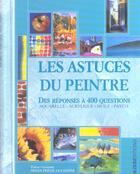 Couverture du livre « Astuces du peintre » de Collectif aux éditions Ulisse