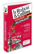 Couverture du livre « Collège allemand » de Collectif aux éditions Le Robert