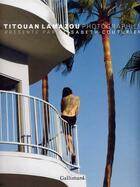 Couverture du livre « Photographies » de Titouan Lamazou et Elisabeth Couturier aux éditions Gallimard-loisirs