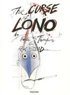 Couverture du livre « The curse of Lono » de Collectif aux éditions Taschen
