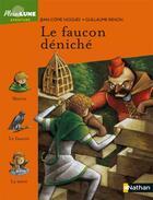 Couverture du livre « Le faucon déniché » de Jean-Come Nogues aux éditions Nathan