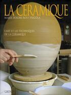 Couverture du livre « La céramique » de Collectif aux éditions Grund
