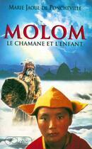 Couverture du livre « Molom » de Jaoul De Poncheville aux éditions Lattes