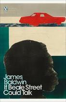 Couverture du livre « If Beale Street could talk » de James Baldwin aux éditions Adult Pbs