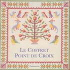 Couverture du livre « Le coffret point de croix » de Jenkins aux éditions Flammarion