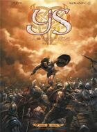 Couverture du livre « Ys la légende t.3 ; déluge » de Jean-Luc Istin et Dejan Nenadov aux éditions Soleil