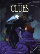 Couverture du livre « Clues t.3 ; cicatrices » de Mara aux éditions Akileos