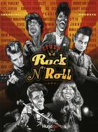 Couverture du livre « Crazy rock'n roll » de Philippe Chanoinat aux éditions Hugo