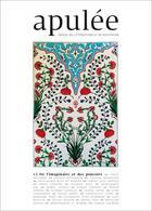 Couverture du livre « Apulée T.2 ; de l'imaginaire et des pouvoirs » de Collectif aux éditions Zulma