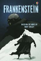 Couverture du livre « Frankenstein » de Mary Wollstonecraft Shelley et Henry Brook aux éditions Usborne